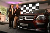 Boris launches new Mercedes-Benz car