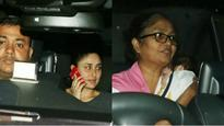 This picture of baby Taimur Ali Khan enjoying an evening drive with mommy Kareena Kapoor Khan is too cute to handle!