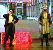 Natrang presents Shakespeare's play Twelfth Night