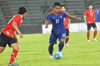 India annihilate Laos in AFC Asian Cup Play-off
