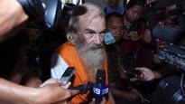 Australian paedophile Robert Ellis sentenced to 15 years' jail in Bali