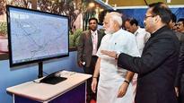 At smart city event Modi takes a swipe at judiciary