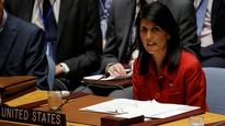 US prepared to use force on North Korea 'if we must': UN envoy Nikki Haley