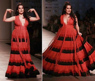 Must See: Sona Mohapatra walked like she owned it!