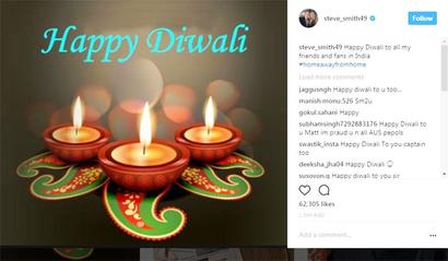 Happy Diwali! When Jwala was left amused, and Sachin sent a thoughtful message
