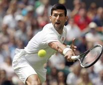 Wimbledon: Title defence off to winning start for Djokovic