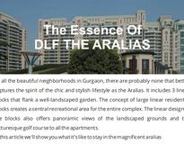 Take look in life inside The Aralias by DLF!