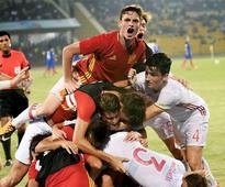 U-17 World Cup: Spain beat France to enter quarters