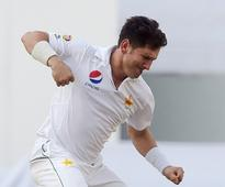 Yasir becomes fastest cricketer to reach 100 wickets