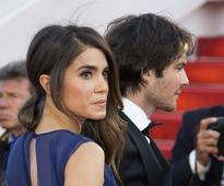 Is Nikki Reed dreading a reunion between Ian Somerhalder and Nina Dobrev on 'The Vampire Diaries'?