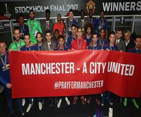 United, City pledge 1 mn to Manchester attack fund