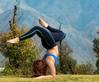 Yogini turned Instagram sensation Natasha Noel reveals benefits of outdoor yoga