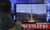 North Korea launches rocket seen as covert ballistic missile test