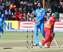 India vs Zim Live Score: Double Blow Gives India Hope