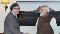 Bill Gates praises PM Modi, says 'I am inspired every time I visit India'