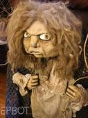 This 'Labyrinth' junk lady costume is an incredible tribute to Jim Henson's work
