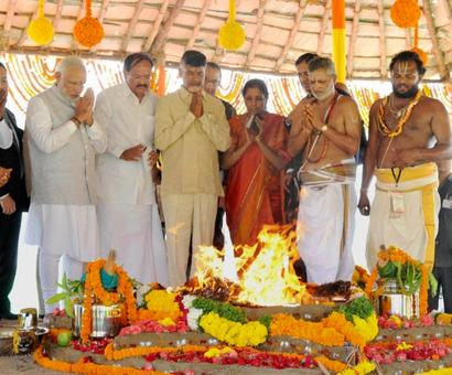 Honeymoon period over for TDP-BJP?