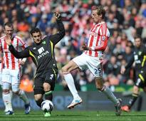 Stoke City closer to safety with 1-0 win over Norwich