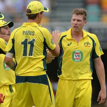 Finch praises Aus bowlers after another easy win over India
