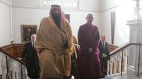 Saudi Crown Prince Mohammed bin Salman meets head of Anglican church, 'commits' to interfaith tolerance