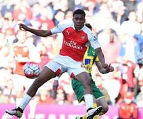 Arsenal's Wilshere Impressed by 'Special' Iwobi