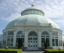 Celebrating 125 years of the New York Botanical Garden