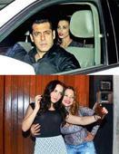 Salman & Malika's touch and go meet