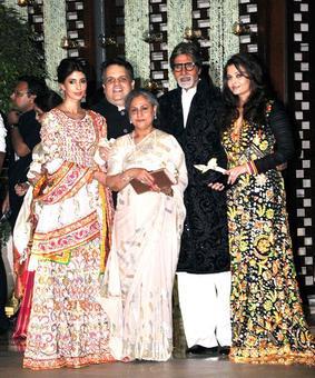 I aspire to carry forward my grandparents' legacy: Shweta Bachchan
