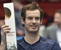 Andy and Jamie Murray named ITF World Champions
