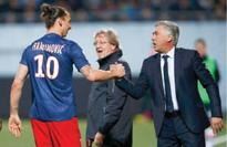 Lyon secure third place as Ibrahimovic scores 30th goal