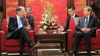 UK Chancellor Philip Hammond explores multi-billion pound free trade deal with China