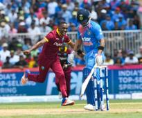 West Indies beat India by one run in record run blitz