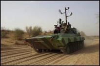 India develops unmanned tank