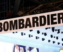 U.S. trade body advances dumping probe against Bombardier, shares drop