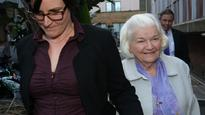 Richie Benaud widow, ex-wife and son settle estate dispute