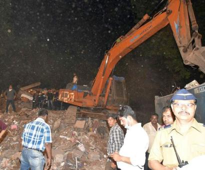 Shiv Sena worker held for Mumbai building collapse that killed 17