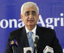 Centre demands speedy probe in Khurshid trust row