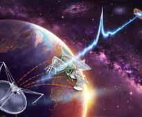 Astronomers Identify the Home Galaxy of a Fast Radio Burst