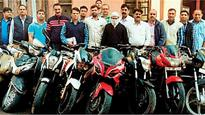 MBBS dropout held for selling stolen bikes
