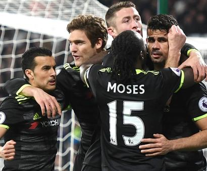 Chelsea's eye on points table but not looking too far ahead