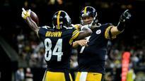 Pittsburgh Steelers reward Antonio Brown's patience, hard work