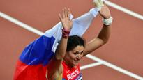 Russian Olympic hammer champion Tatyana Beloborodova suspended for doping