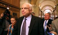 Battling brain cancer, John McCain sinks Trump plan for Obamacare repeal in midnight drama