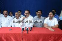 Mangaluru: Cong leader condemns Hemanath Shetty for criticizing Poojary