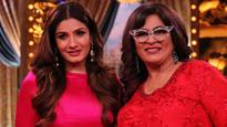 Aunty Boli Lagao Boli: Raveena Tandon makes the episode an entertaining watch with her 'mast mast' charm