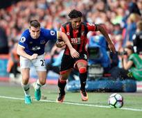 Everton's impressive unbeaten start to the league ended by Bournemouth