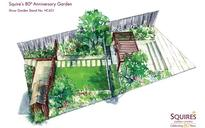 Squire's 80th Anniversary Garden at the Hampton Court Flower Show