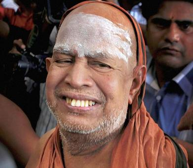 'He will live on in the hearts and minds of lakhs of devotees'