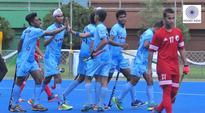India thrash Oman 11-0 in hockey U-18 Asia Cup