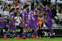 Ronaldo-less Real Madrid net record 16th straight win